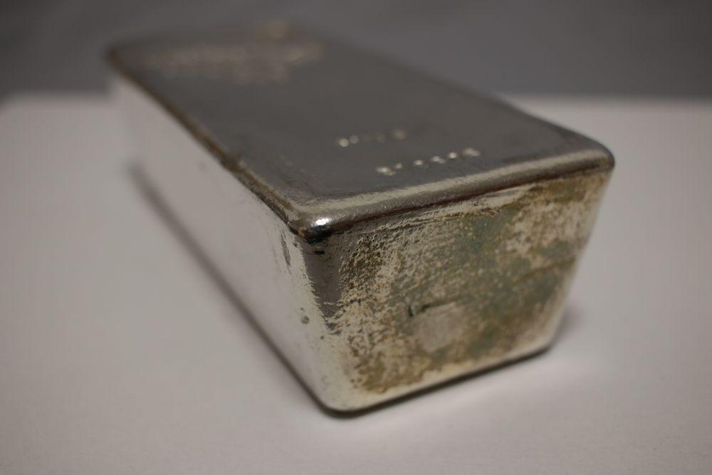 Warum Wird Silber Schwarz