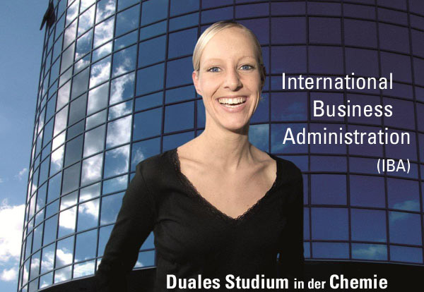duales studium business administration chemie azubi