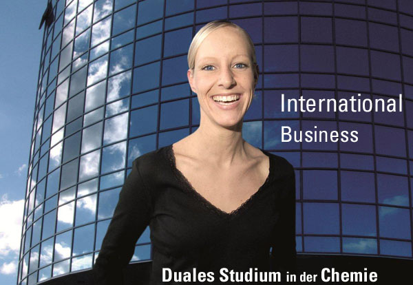 Das duale Studium in der Chemie: International Business