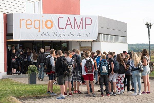 regioCAMP - Das Berufsorientierungscamp mit Spaß!